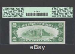 Fr. 2400 1928 $10 Gold Certificate PCGS Extremely Fine 45