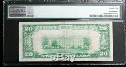 Fr 2402 1928 $20 GOLD CERTIFICATE PMG 25 FREE SHIPPING VERY FINE NICE