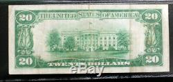 Fr 2402 1928 $20 GOLD CERTIFICATE PMG 30 FREE SHIPPING VERY FINE NICE