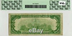 Fr 2405 $100 1928 Gold Certificate PCGS 20 Very Fine