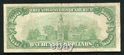 Fr. 2405 1928 $100 One Hundred Dollars Gold Certificate Currency Note Very Fine