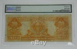 Series of 1905 Large Size $20 Gold Certificate Note PMG 25 VERY FINE Fr#1180