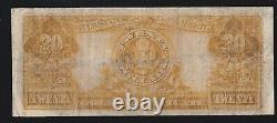 US 1905 $20 Gold Certificate FR 1179 Fine (955)